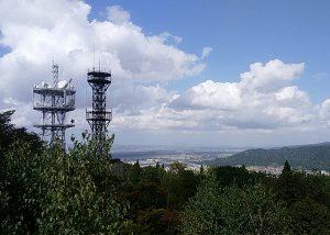 山本山からの風景